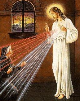 Jesus y faustina kowalska