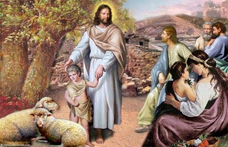 Lord-Jesus-REY PADRE Y PASTOR