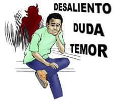 _satan-duda miedo desaliento