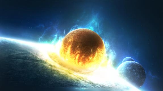meteoro-bola de fuego