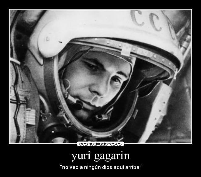 astronauta yurigagarin