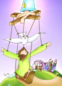amor obediencia el-espiritu-de-dios-esta-sobre-mi