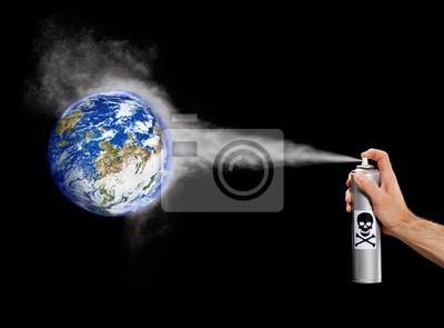 mundo contaminando-el-planeta-tierra-naturaleza