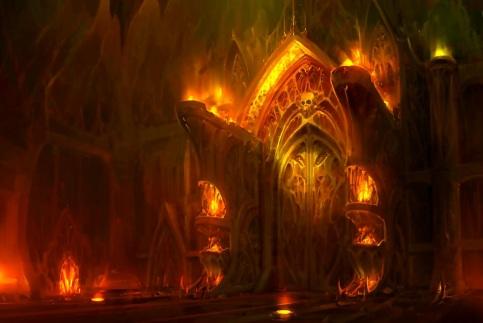 puertas infierno GATES HELL