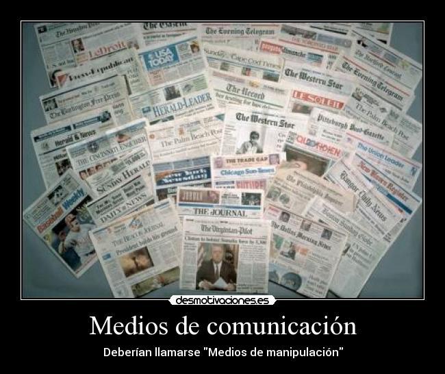 MEDIOS DECOMUNICACION