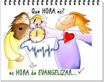 00AMOR -evangelizar