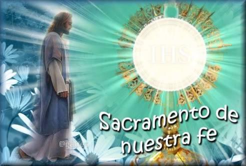 0jesus sacramentado