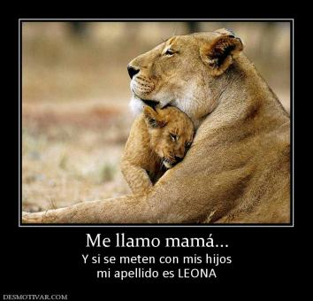 madre soy-mama