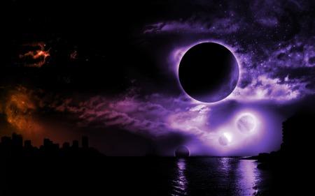 universo oscuridad