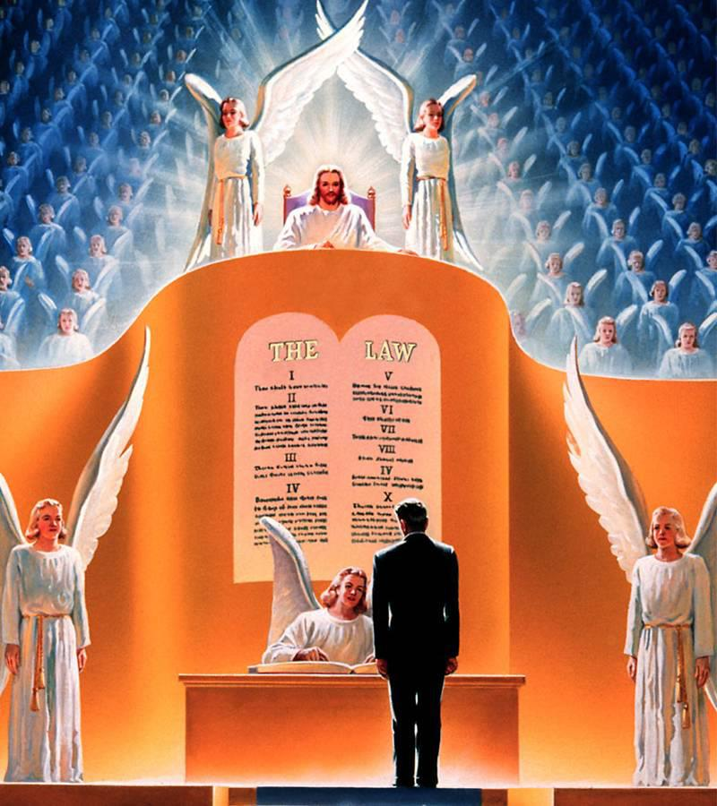 juicio ante el tribunal de dios