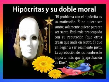 hipocresia farisaica