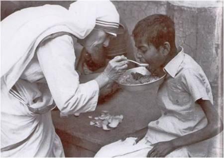 caridad hacia jesús