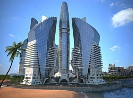 edificio arñacielos