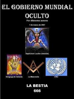 gobierno mundial oculto