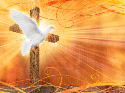 cruz Holy-Spirit-Worship-Background