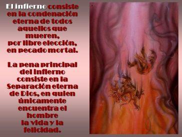 EN EL JUICIO PARTICULAR, SATANÁS RECLAMA LA POSESIÓN DEL ALMA,POR LOS ESPÍRITUS INMUNDOS (los pecados) QUE LA POSEEN