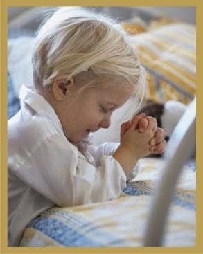orando con fe