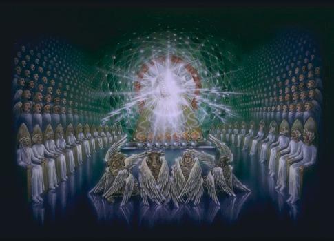 trono de dios