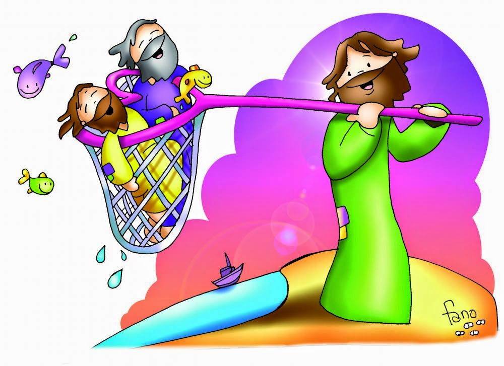 amor apostol pescador de hombres