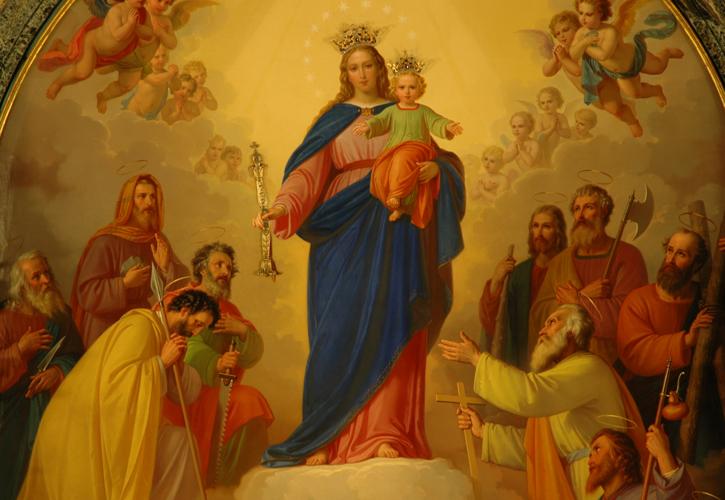 bendición Maria-auxiliadora