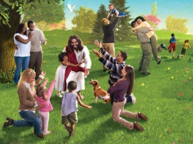 iglesia somos familia