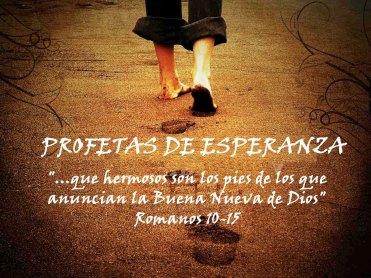 profetas de esperanza