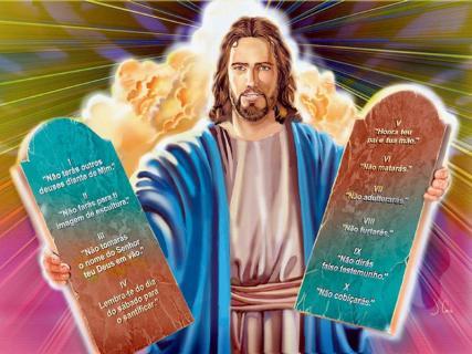 jesus MANDAMIENTOS2