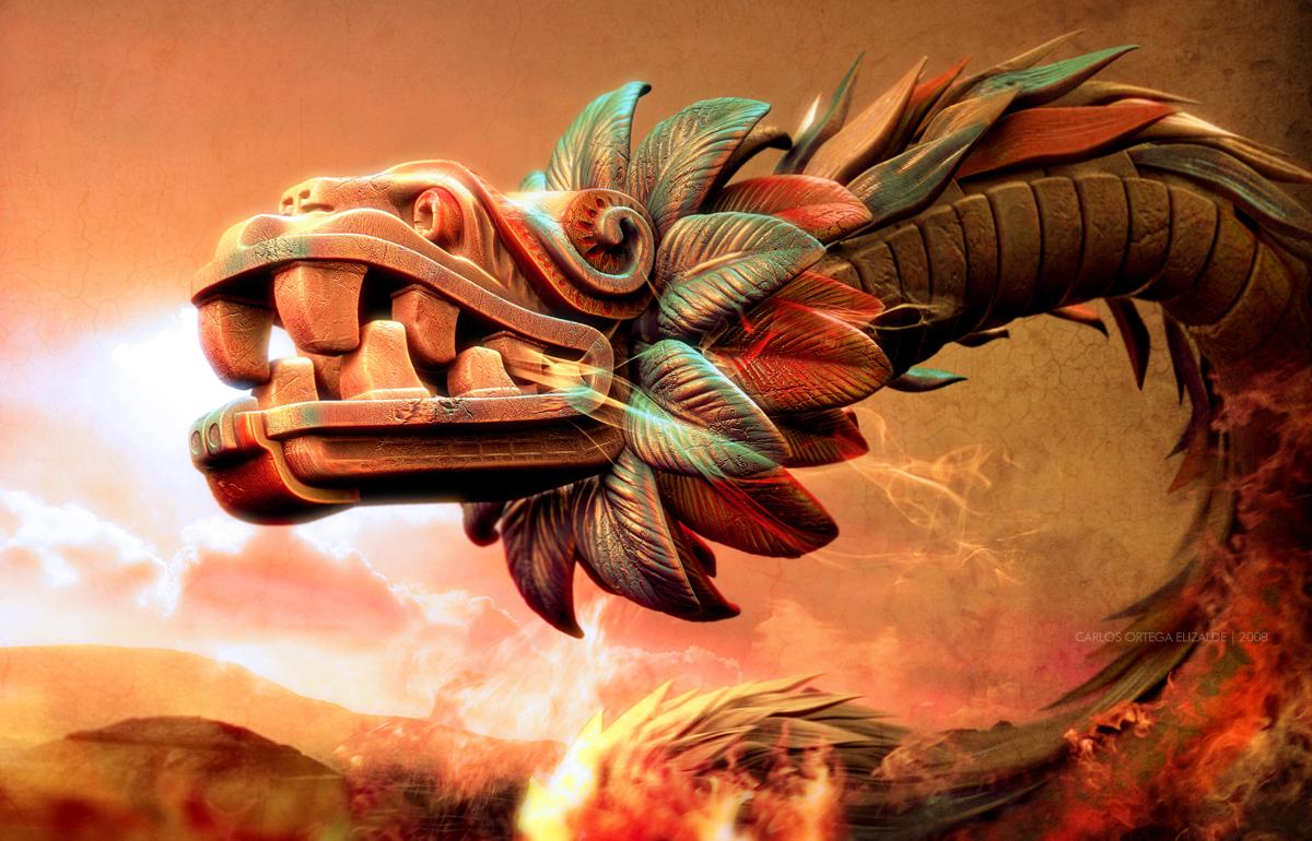 dios solar azteca