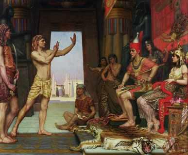 Jose y el faraon arthur_reginald_1894