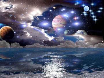 universo desconocido