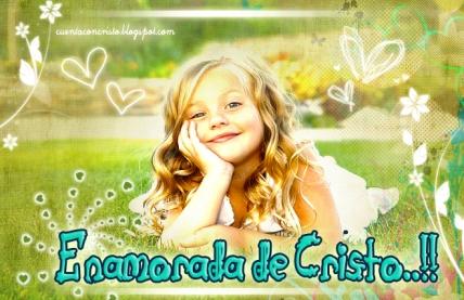 enamorada de cristo