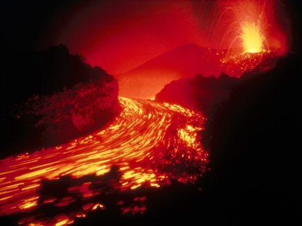 Evening Splendor, Volcanoes National Park, Hawaii_2