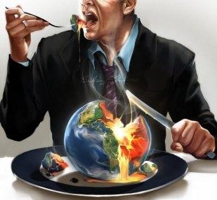 mundo destruido
