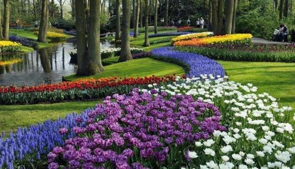 jardín holanda