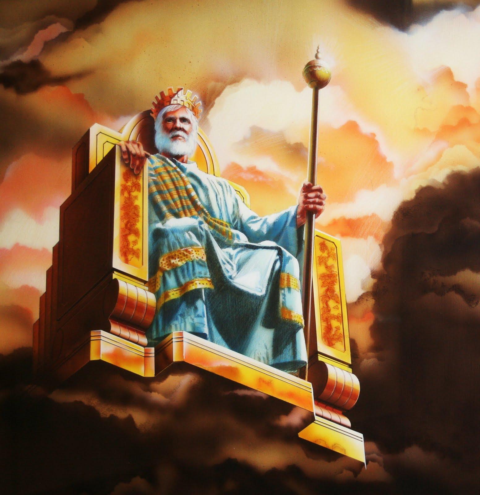 padre y rey del Universo