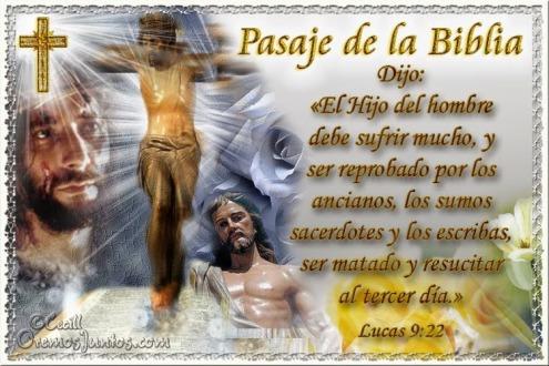 evang-sufrimiento de jesus
