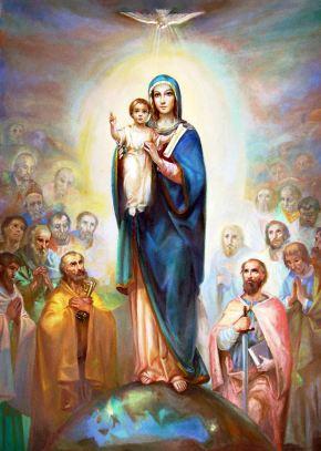 Regina apostoli edit col bal