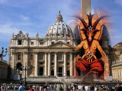 satan en el vaticano