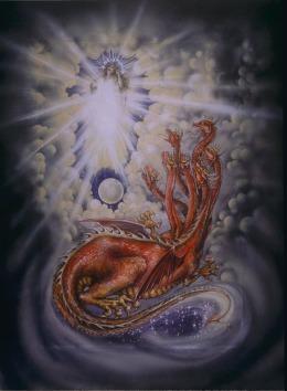 apocalipsis 12 lamujer y el dragón
