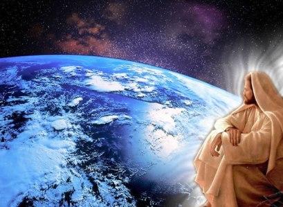 jesus creador del mundo