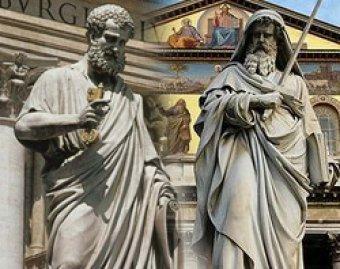 martirios san pedro y san pablo