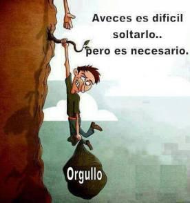 ORGULLO Y HUMILDAD