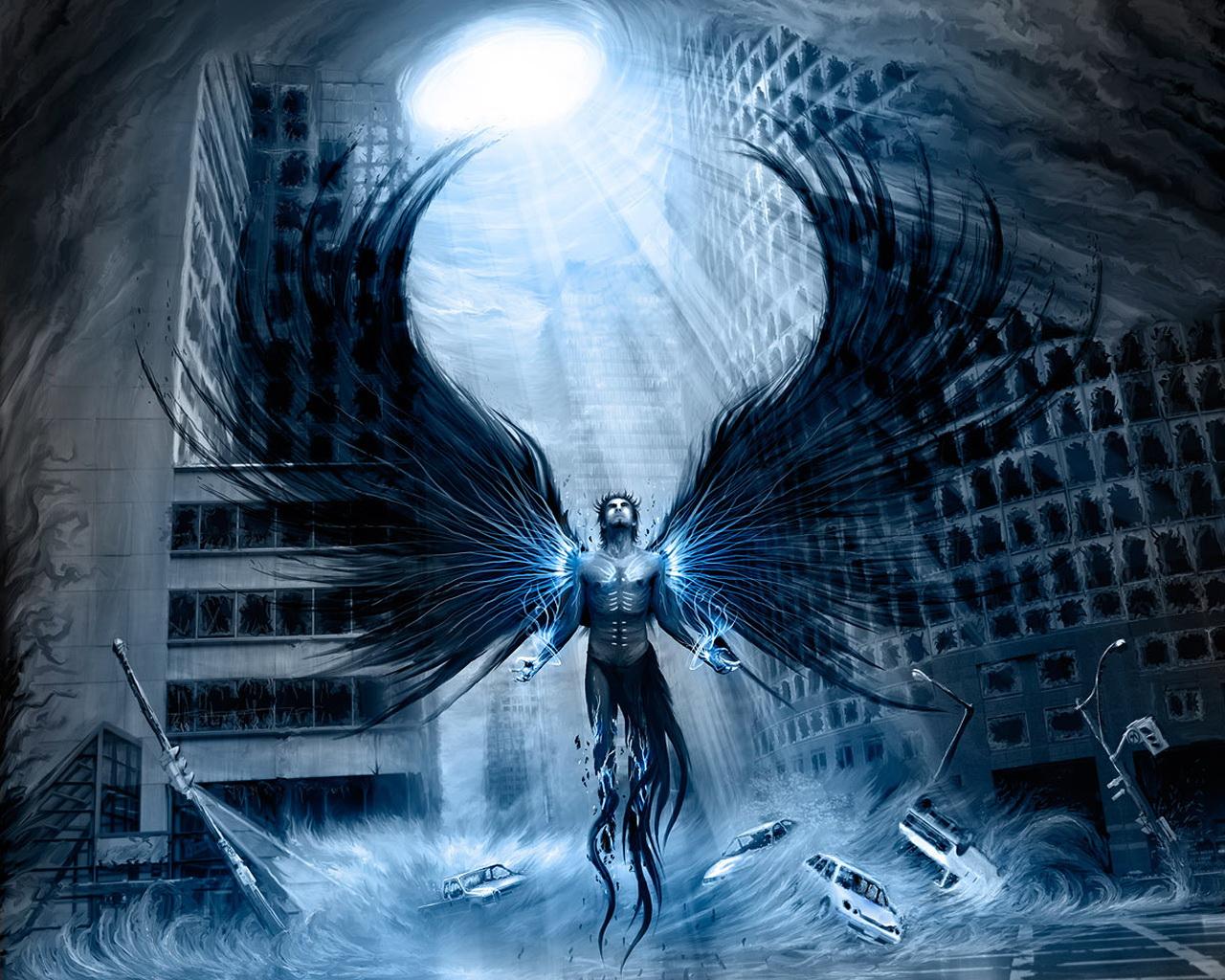 lucifer arcángel destructor