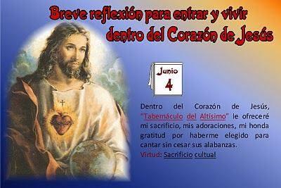 JUNIO SAGRADO CORAZÓN