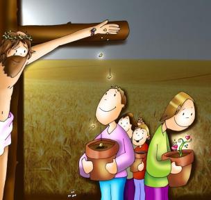 amor redentor y salvador