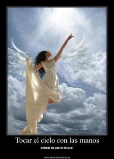 alma volver al cielo