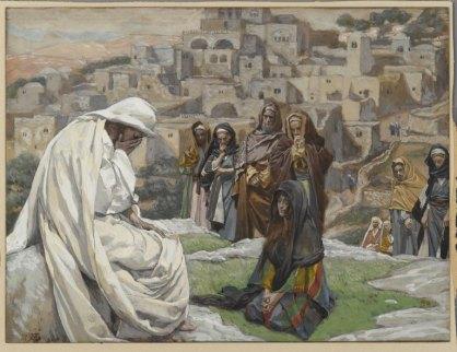 Jesus_llora por jerusalén _(Jésus_pleura)_-_James_Tissot