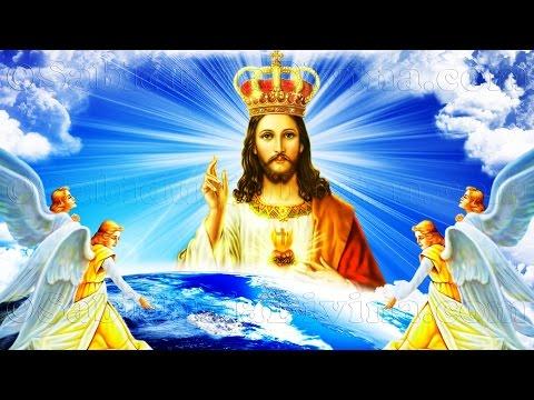 cristo rey mundo