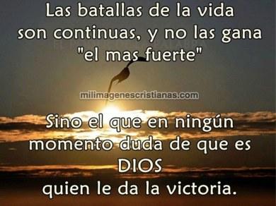 victoria y confianza