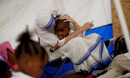 misionera de la caridad